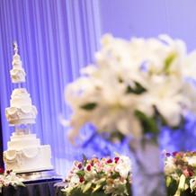 イミテーションケーキ。華やか。