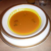 スープはこんな感じです