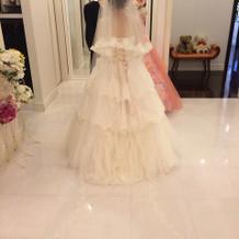 ブランドのドレス