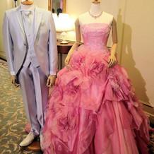 ドレス展示2