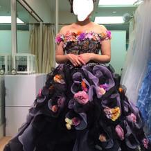 ブランドドレス サイズ小さめ