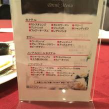裏面にお酒あり。3500円のこれで十分!