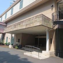 東郷記念館入口