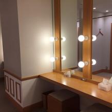 ゲストの化粧室