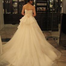 ジルスチュアートのドレス