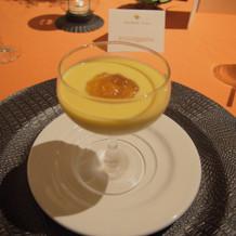 洋食のスープ