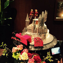 ハリーポッターケーキ