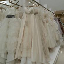 雅叙園の衣装室
