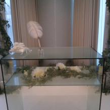 ガラスの祭壇