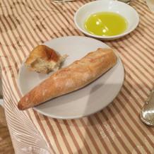 パンは2種類!