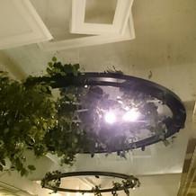 天井かざり