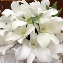 生花なのでとても綺麗です。