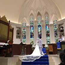 素敵な教会