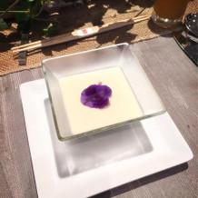 お花☆スープがとても好評でした!
