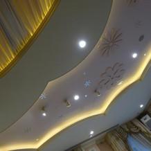 天井も可愛い!