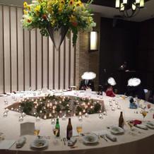 マザーテーブル、最高です!