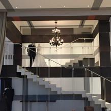 イザベラ邸 室内階段