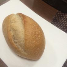 ライ麦パン。もっちり、ふんわり。