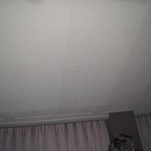天井の映像①