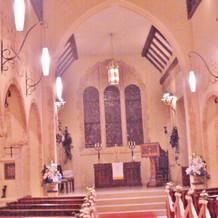 セントマリーズ礼拝堂