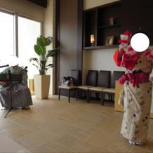 演出の琉球舞踊