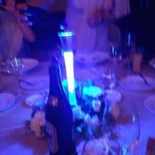 テーブルのタワーです