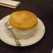 グラタンスープ