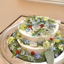 ラッシュの石鹸ケーキ