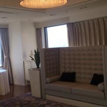 10階会場横の部屋