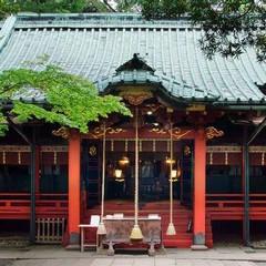 豊かな緑に囲まれ、多くの文化財を持つ歴史ある神社