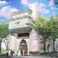 2017年2月11日(土)Wedding Terrace Ashiyaがグランドオープンいたします。 期間限定で60名1,933,308円のプランが誕生! まずは会場すぐ隣のブライダルサロンへお越しください♪
