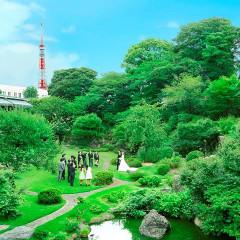 2000坪の名勝庭園と有形文化財の建物を一組で貸切に!