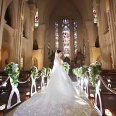 四国最大級のスケールを誇る大聖堂の感動は、ゲストの記憶にも深く刻まれるはず。