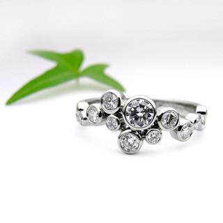 婚約指輪 フルオーダーメイド