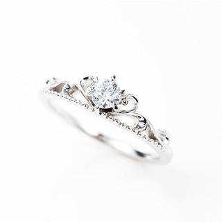 婚約指輪フルオーダー事例