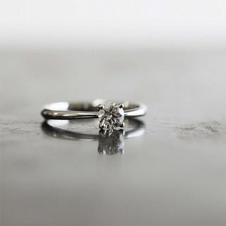 手作り婚約指輪事例