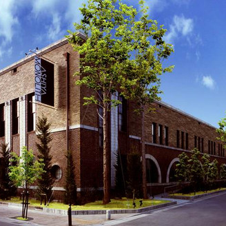 【ベルカ賞】歴史的な建築物を美しく維持していることが評価され、ベルカ賞にも輝いた煉瓦造りの美しい洋館