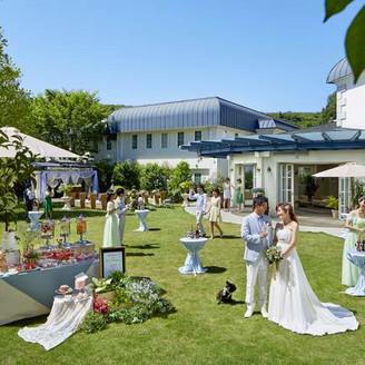フランス館ガーデンパーティ