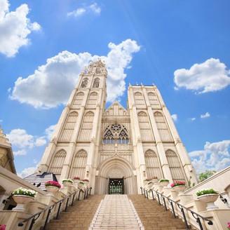 「ノートルダム大聖堂」は圧巻のスケール