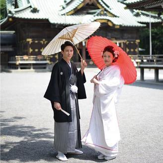 多くの人から親しまれ、何年経っても変わらない穏やかな光景が広がる「三嶋大社」