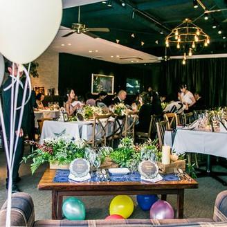 20名~79名:成約特典☆THE GARDEN使用料100,000相当OFF!!10:00~19:00 【パーティーイメージ】グリーンをあしらった会場は色を取り入れても良いですし、キャンドルで幻想的なイメージに変えても素敵なレストランです。