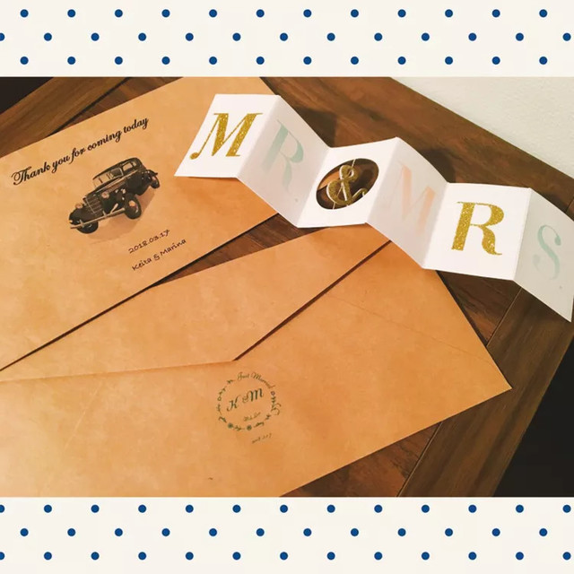結婚式 友人スピーチ 手紙 封筒