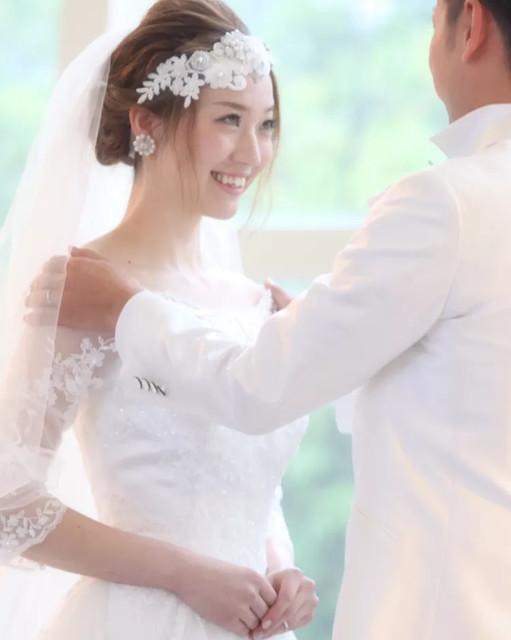 ショート ヘア 花嫁 日本 人