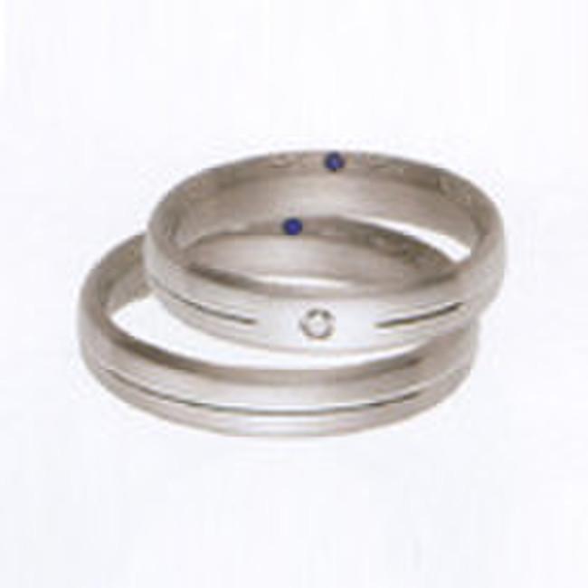 結婚指輪オーダー事例