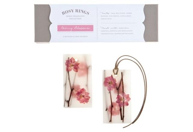 桜の花びら  アロマワックスバー