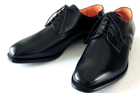 靴 プレーントゥ