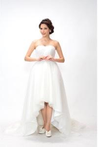 ベルラインのウェディングドレスを探す