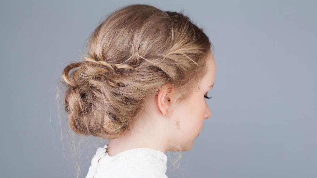 結婚式お呼ばれ髪型<ロング>フルアップヘアアレンジまとめ