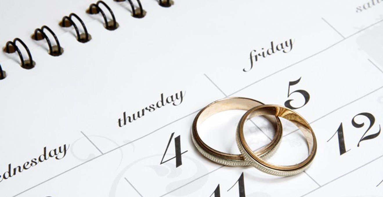 入籍と結婚式はどちらかが先? 同日? タイミングの決め方