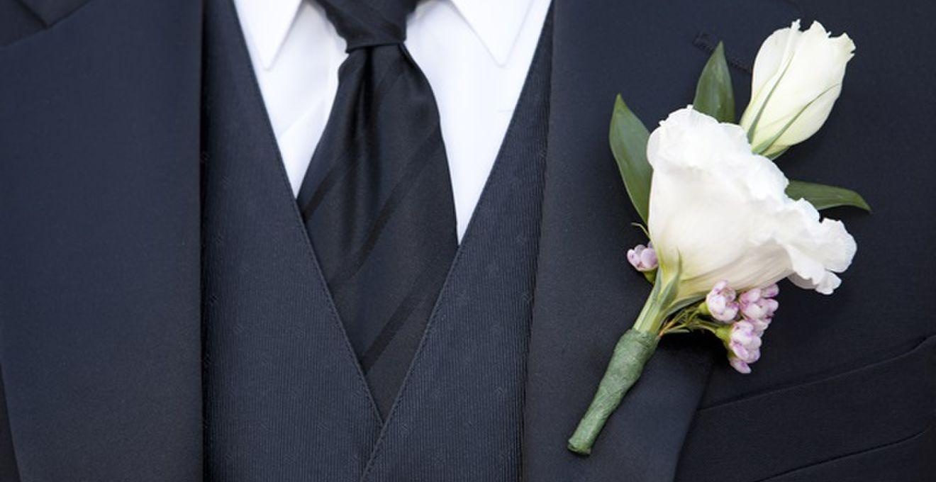 結婚式二次会<男性ゲスト向け>服装スーツ&ネクタイ、靴のマナー